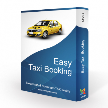 Easy Taxi Booking (Joomla!)