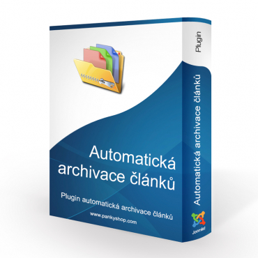 Automatic archiving of articles (Joomla!)