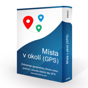 Places nearby (GPS)