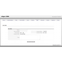Czech lang for Vtiger CRM 6 1 - Vtiger 6 x (Customer Portal)